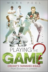Playing the game? by Mark Peel