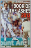 The Telegraph Book of Ashes 2013