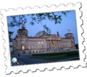 Germany's Parliament building, the Reichstag