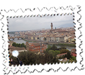 Florence from the Piazza Michelangelo.