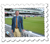 I was delighted and relieved to have introduced Mary to MSD and being back at Lord's!