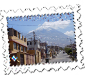 The Misti mountain, Arequipa
