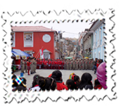 Puno is renowned for its many festivals and processions