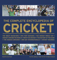 THE COMPLETE ENCYCLOPIDIA OF CRICKET